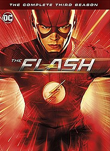 View The Flash - Season 3 (2016) TV Series poster on Ganool