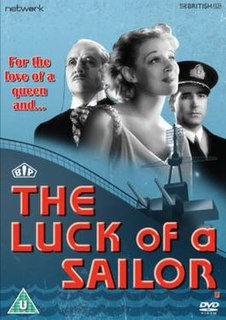 <i>The Luck of a Sailor</i> 1934 film by Robert Milton