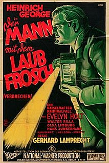 <i>The Man with the Frog</i> 1929 film