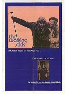 <i>The Walking Stick</i> 1970 film by Eric Till