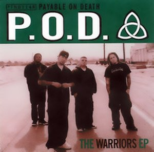The Warriors EP - Image: The Warrior EP (Small)
