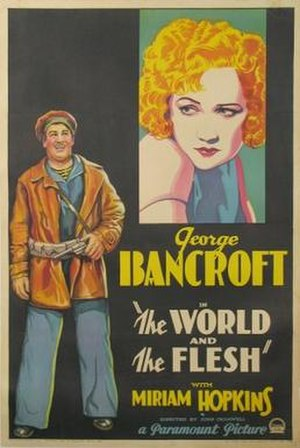 The World and the Flesh - Theatrical release poster