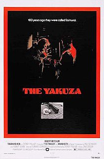 <i>The Yakuza</i> 1975 film by Sydney Pollack