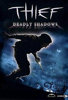 <i>Thief: Deadly Shadows</i> 2004 video game