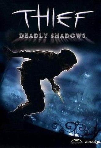 Thief: Deadly Shadows - Image: Thief Deadly Shadows boxart