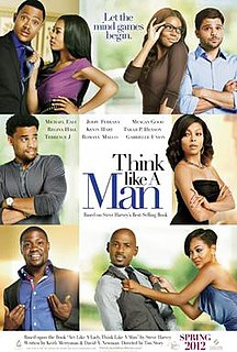 <i>Think Like a Man</i> 2010 film by Tim Story