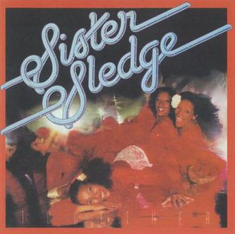 Together (Sister Sledge album) - Image: Together sister sledge album