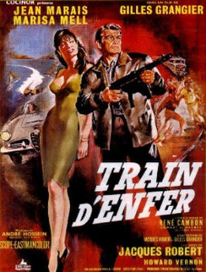Train d'enfer - Image: Train d'enfer (1965 film)