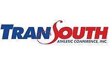 TranSouth Athletic Conference logo