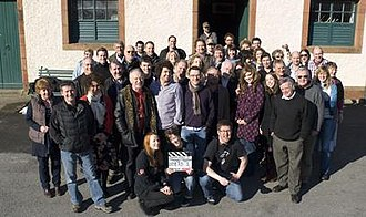 Transatlantic Sessions - Group photo of the TS5 crew