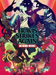 Travis Strikes Again: No More Heroes - Wikipedia
