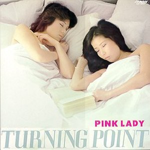 Turning Point (Pink Lady album) - Image: Turning Point PL