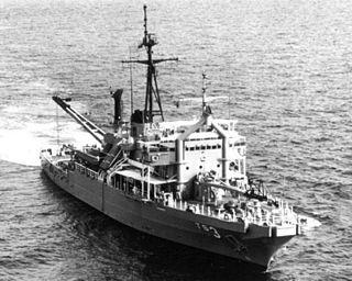 USS <i>Brunswick</i> (ATS-3) Edenton-class salvage and rescue ship