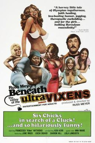 Beneath the Valley of the Ultra-Vixens - Image: Valleyultravixens