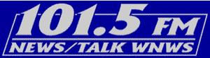 WNWS-FM - Image: WNWS FM logo