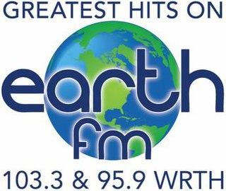 WRTH (FM) Classic hits radio station in Greer, South Carolina