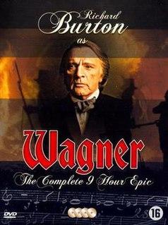 <i>Wagner</i> (film) 1983 film directed by Tony Palmer