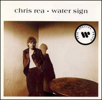 Water Sign (Chris Rea album) - Image: Water Sign (Album)