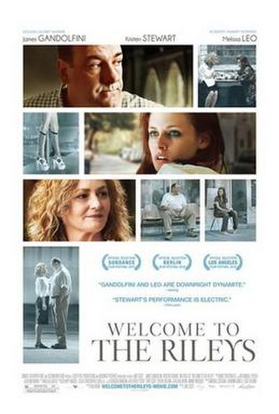 Picture of a movie: Welcome To The Rileys