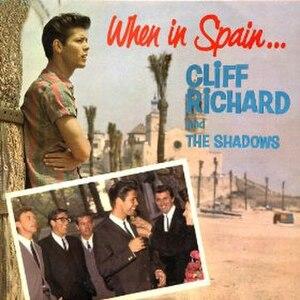 When in Spain - Image: When in Spain (Cliff Richard album)