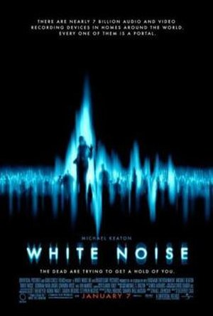 White Noise (film) - Promotional poster