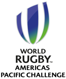 World Rugby Americas Pacific Challenge Rugby union tournament for the Americas and Pacific island nations