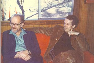 Benjamin Drake Wright - Georg Rasch and Benjamin Wright