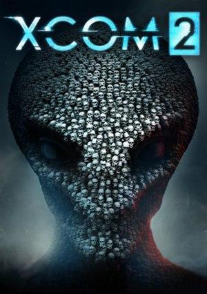XCOM 2 - Image: XCOM 2 cover art