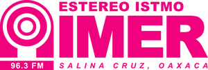 XHSCO-FM - Image: XHSCO Estereo Istmo logo