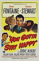 You Gotta Stay Happy poster.jpg