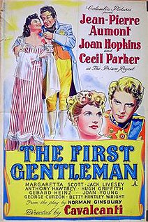 <i>The First Gentleman</i> 1948 film by Alberto Cavalcanti