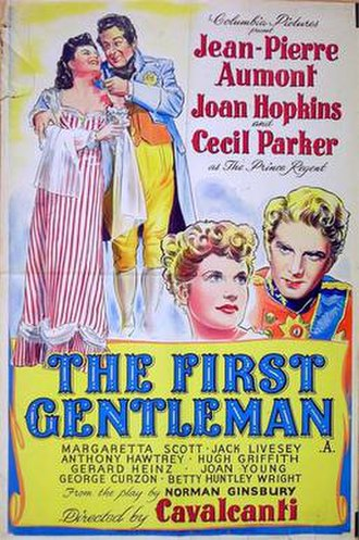 "The First Gentleman - Image: ""The First gentleman"" (1948)"