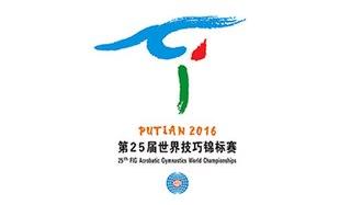 2016 Acrobatic Gymnastics World Championships