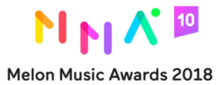Melon Music Awards award