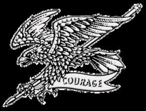 2nd Cavalry Regiment (Australia) - Cap badge of the 2nd Cavalry Regiment