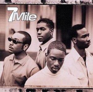 7 Mile (album) - Image: 7 Mile 7 Mile album cover