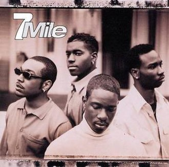 7 Mile (album) - Image: 7 Mile 7 Mile album cover