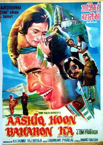 Aashiq Hoon Baharon Ka - Image: Aashiq Hoon Baharon Ka