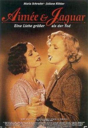 Aimée & Jaguar - Film poster