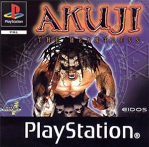 Akuji the Heartless - Image: Akuji the Heartless Coverart