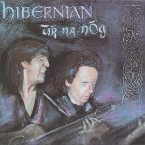 Hibernian (album) - Image: Album Hibernian cover low resolution