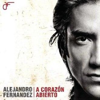 A Corazón Abierto (album) - Image: Ale Fdz A Corazon Abierto