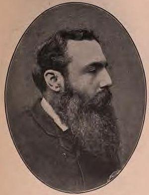 Alfred Baldwin (politician) - Baldwin in 1895.