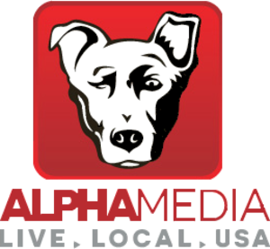 Alpha Media - Image: Alpha Media USA logo