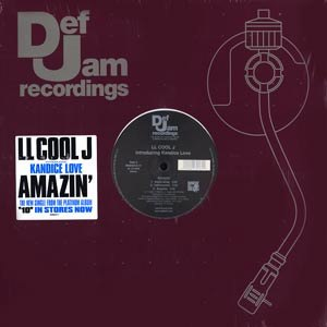 Amazin' (LL Cool J song) - Image: Amazin