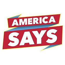 America Says - Wikipedia