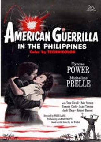 American Guerrilla in the Philippines - original film poster