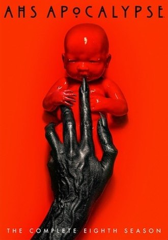 American Horror Story: Apocalypse - Promotional poster and home media cover art