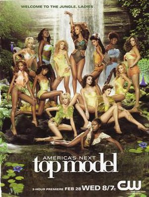 America's Next Top Model (cycle 8) - Cycle 8 cast
