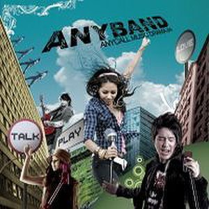 AnyBand - Image: Anyband cover
